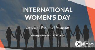 Optimum Healthcare IT Celebrates International Women's Day