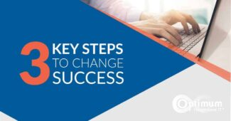 3 Key Steps To Change Success