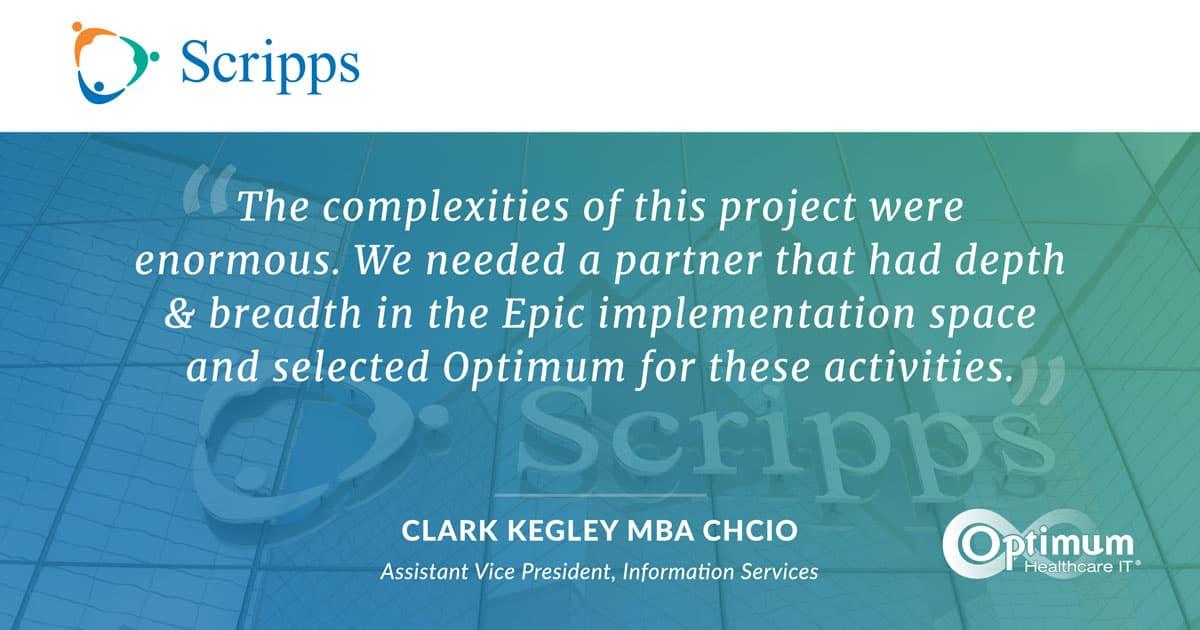 Sripps Health Clark Kegley