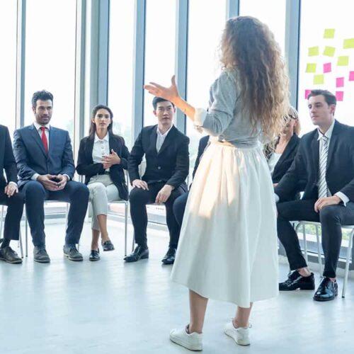 Last Mile Training Benefits: Small Group Training