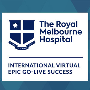 Press Release: International Virtual Epic Go-Live at Royal Melbourne Hospital