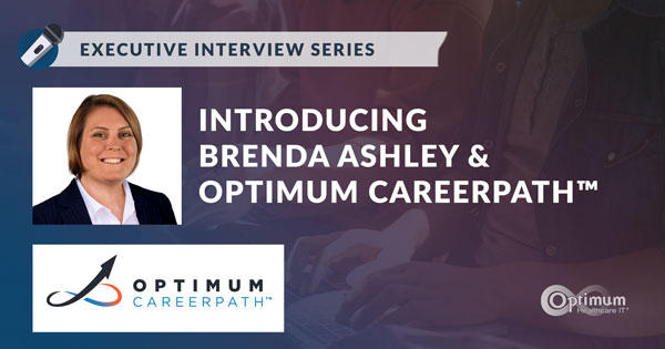 Blog: Introducing Brenda Ashley & Optimum CareerPath