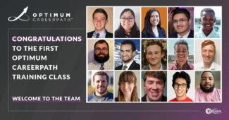 Meet the First Optimum CareerPath Training Class