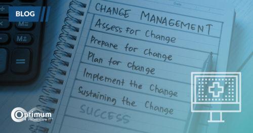 Vital Change Management Often Forgotten