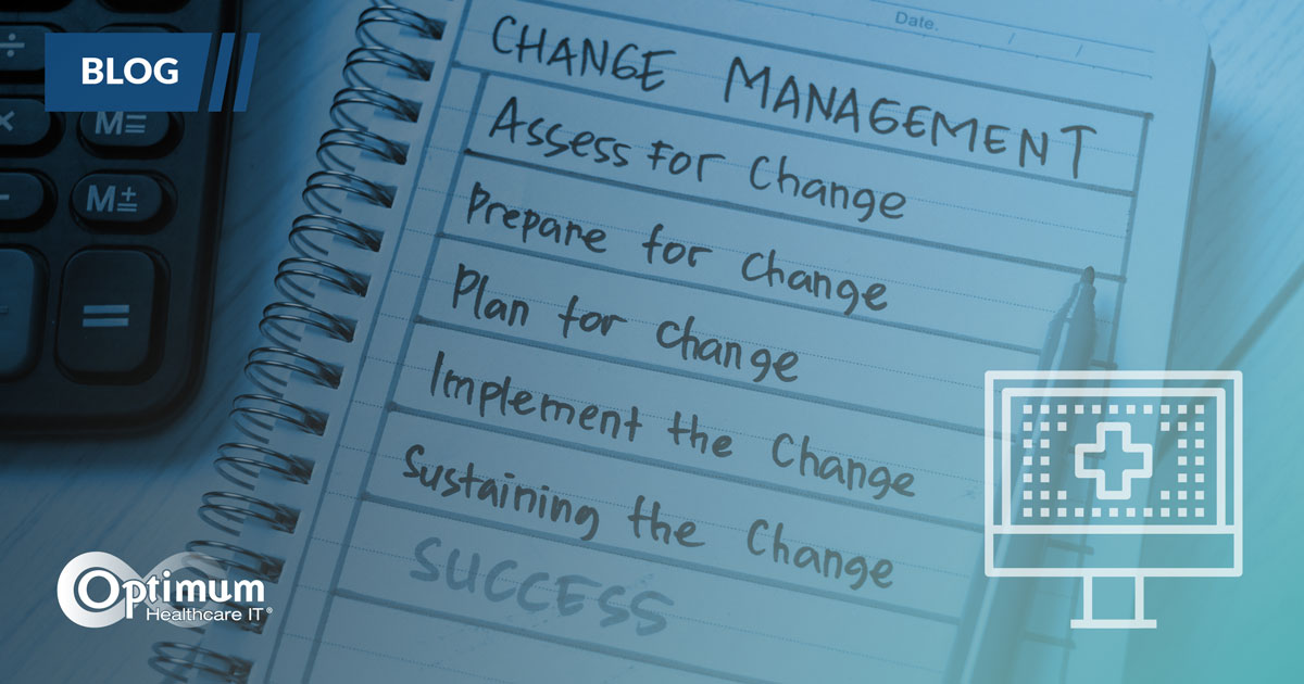 Vital Change Management Often Forgotten