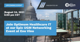 Epic UGM 2021 Networking Reception