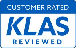 KLAS: Customer Rated KLAS Reviewed