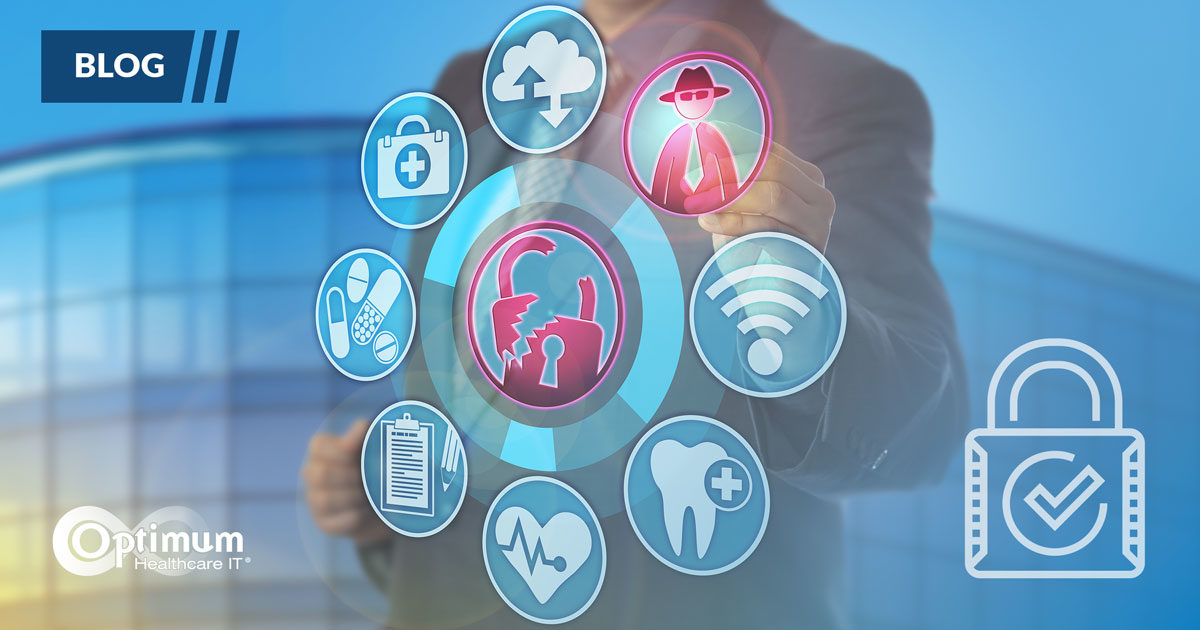 Blog: Healthcare is Still a Target for Cyberattacks